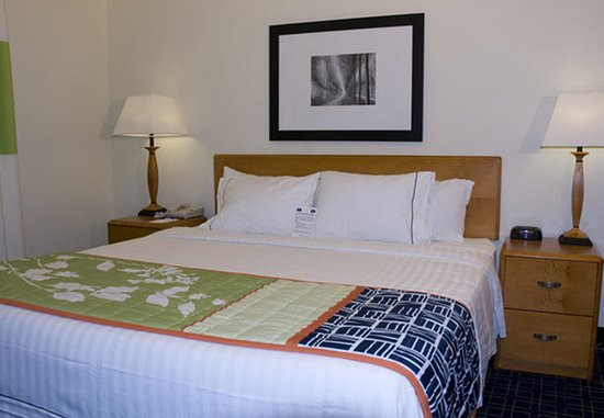 Anderson, Carolina Selatan: King Guest Room