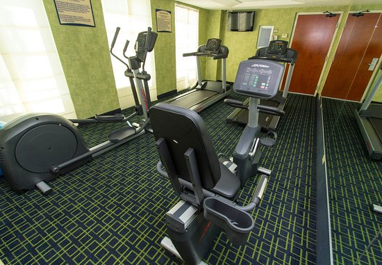 Apodaca, México: Fitness Center - Cardio Equipment