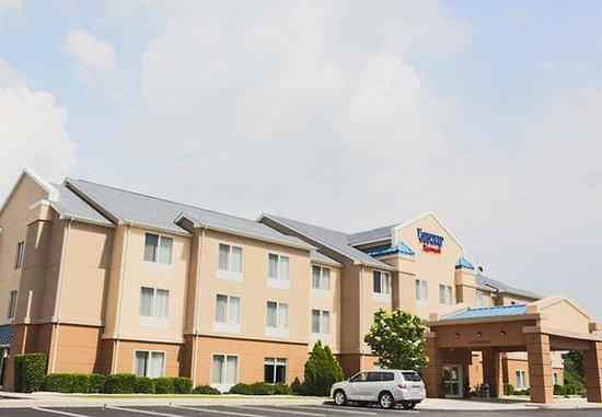 Fairfield Inn & Suites Lexington Berea