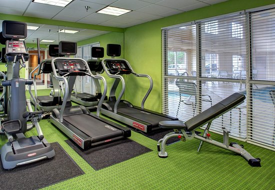Fletcher, Carolina del Norte: Fitness Center - Cardio