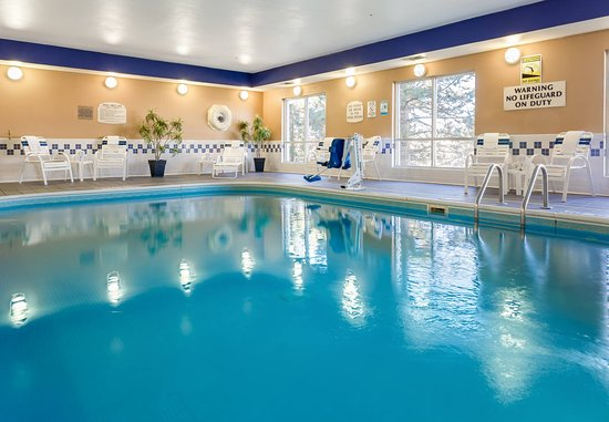 Fairborn, OH: Indoor Pool