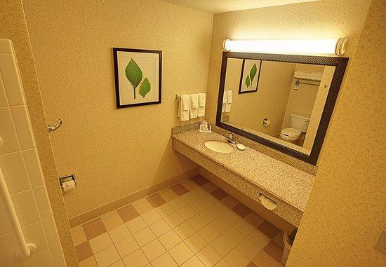 Mount Vernon, Ιλινόις: Guest Bathroom
