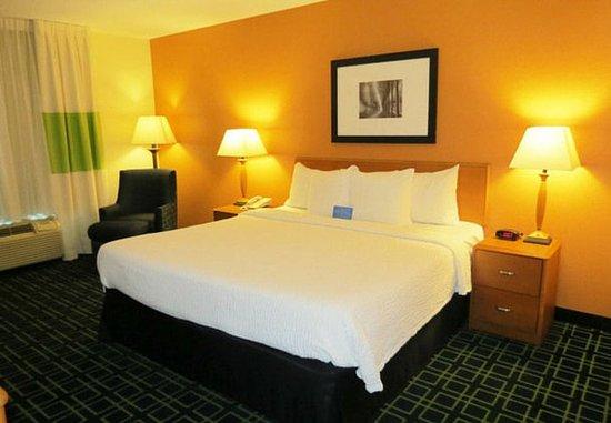 Mount Vernon, Ιλινόις: King Guest Room