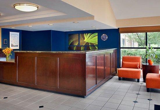Williston, VT: Reception Desk