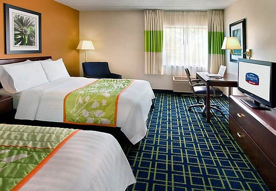 Williston, VT: Double/Double Guest Room