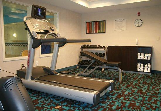 Fultondale, AL : Fitness Center