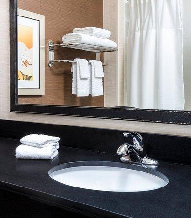 Lee's Summit, Миссури: Guest Bathroom