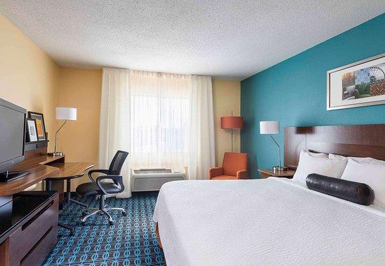แมนส์ฟีลด์, โอไฮโอ: King Guest Room
