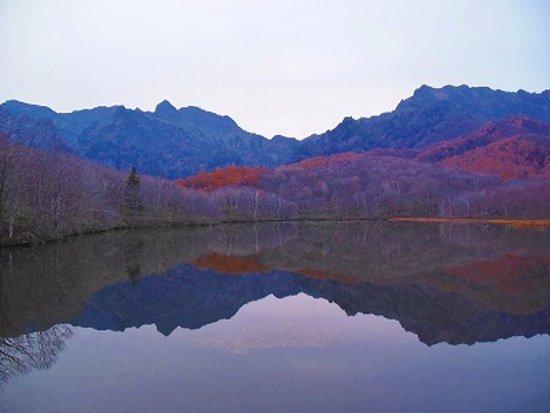 Nagano, Japan: 戸隠 鏡池
