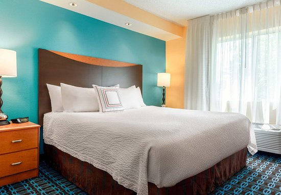 Stevens Point, WI: Executive King Guest Room