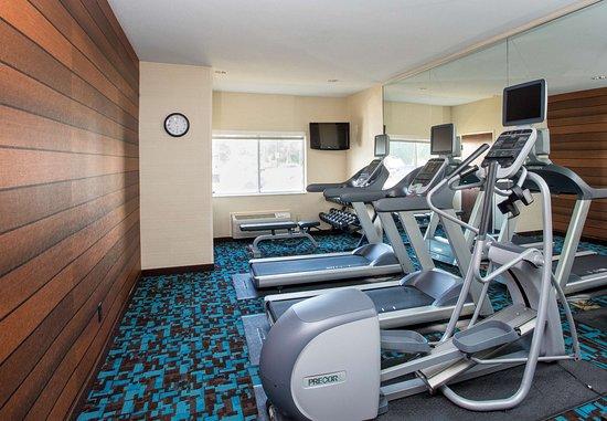 Terre Haute, IN: Fitness Center