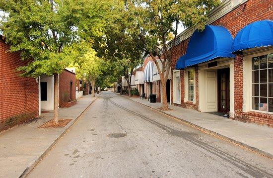 Aiken, Carolina del Sur: The Alley