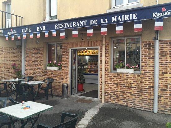 Mery sur Oise, Francia: Restaurant de La Mairie Kebab Istanbul