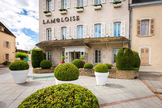 Photo of Hotel Lameloise Chagny