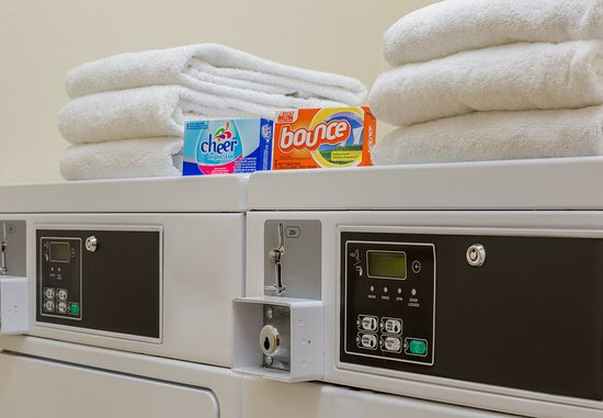 อาบีลีน, เท็กซัส: Guest Laundry