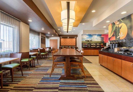 อาบีลีน, เท็กซัส: Breakfast Dining Area