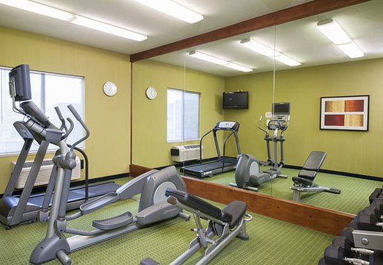 Okemos, MI: Fitness Center