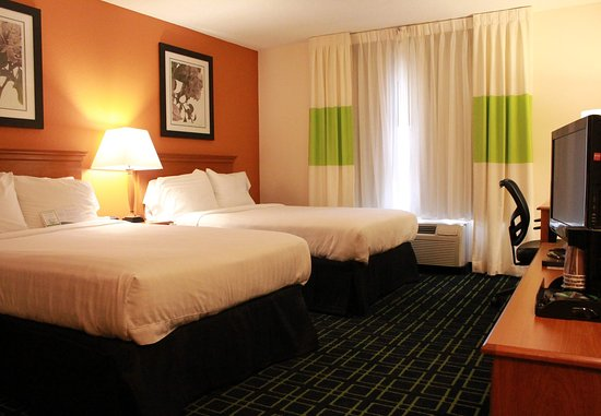 Archdale, Carolina del Norte: Double/Double Guest Room