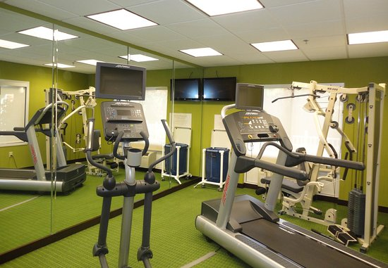 Archdale, Carolina del Norte: Fitness Center