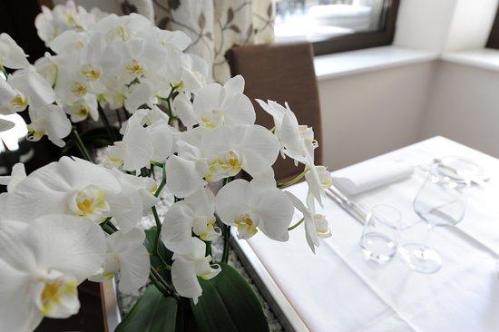Silandro (Schlanders), Italien: Speisesaal
