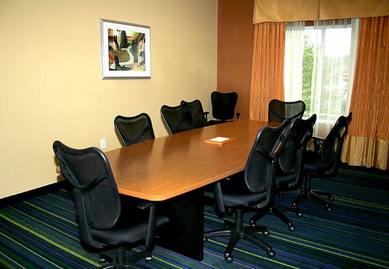 Fairmont, Virginia Barat: Boardroom