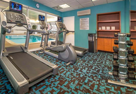 Fairfield Inn & Suites Frederick: Fitness Center