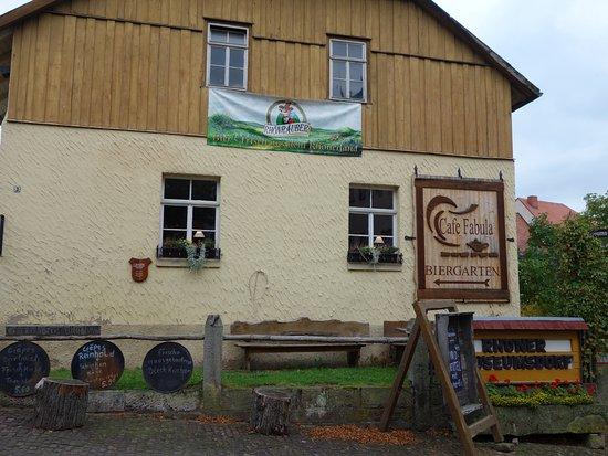 Tann, Almanya: Cafe Fabula