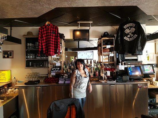 Chute-aux-Outardes, Canada: Restaurant Bar le Riviera