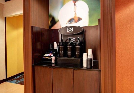 Weston, WI: Coffee Kiosk