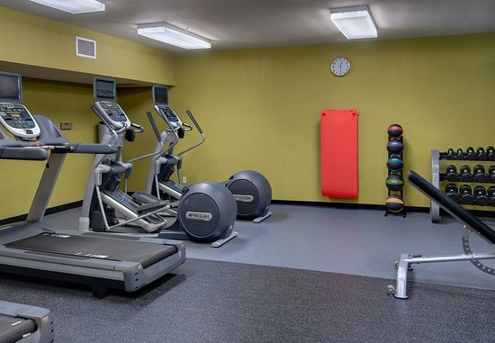 Fairfield Inn & Suites Seattle Bellevue/Redmond: Fitness Center
