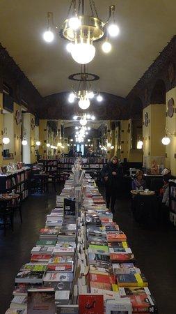 Caffè San Marco : Caffé San Marco - La libreria
