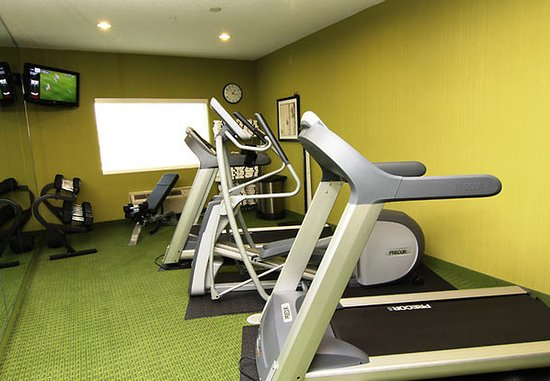 Burnsville, MN: Fitness Center