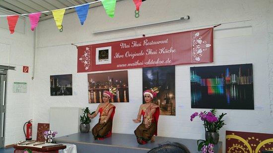 Bad Oldesloe, Tyskland: Mai Thai Restaurant