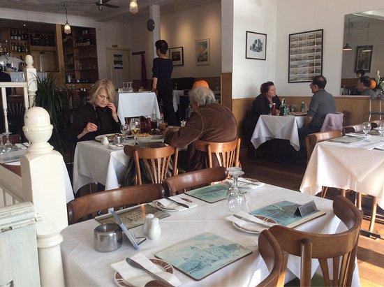 Melrose Restaurant Brighton Menu