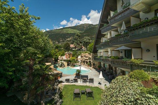 Silandro (Schlanders), Italien: Ausblick