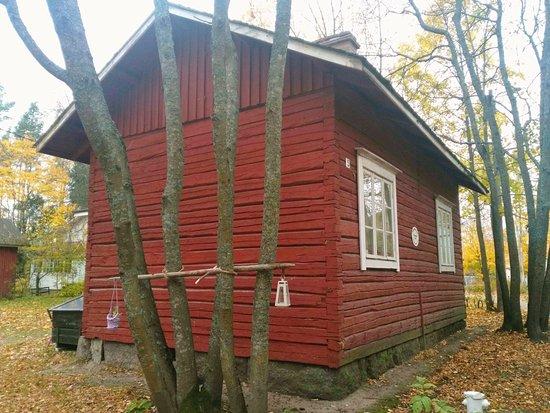 Kouvola, Finlandia: самый старый дом квартала