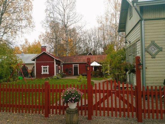 Kouvola, Finlandia: старинный домик
