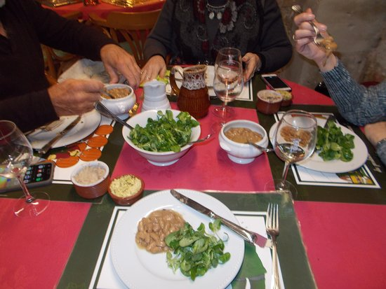 Chinon, Francia: Dining