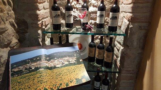 Monte San Savino, Italia: i vini