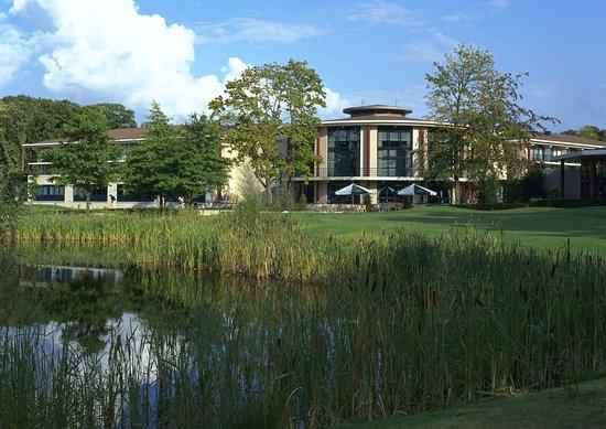 Soestduinen, Países Bajos: Hotel Exterior