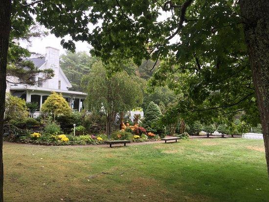 Cape Neddick, Мэн: Fabulous Fall...