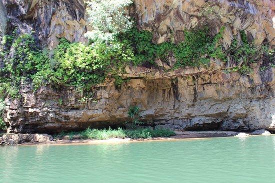 Katherine, Australia: Hanging Gardens, Nitmiluk National Park