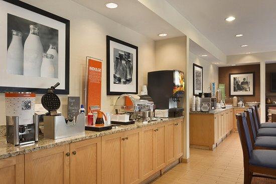 Shawnee, Оклахома: Breakfast Buffet