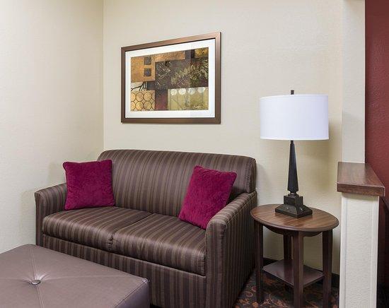 Shawnee, OK : King Bed
