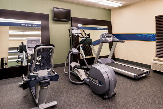 Hampton Inn & Suites Orlando/East UCF Area: Fitness Center