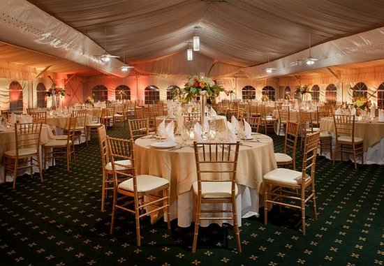 ‪‪Berkeley‬, ‪Missouri‬: Grand Pavilion Wedding Setup‬