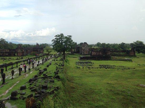 Чампасака, Лаос: วัดพู
