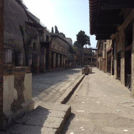 Ercolano, Ιταλία: Геркуланум