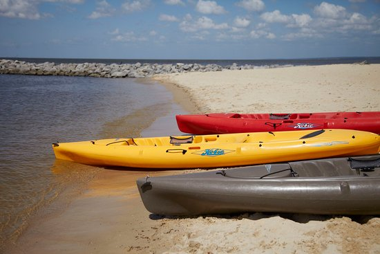 Point Clear, AL: Kayak
