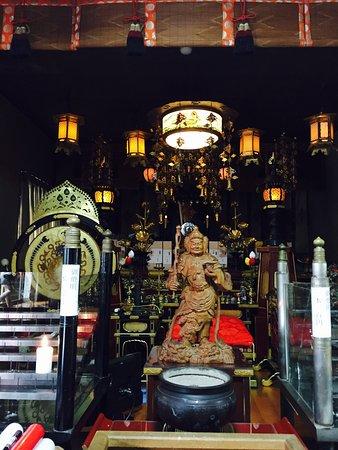 Kakujuji Temple Bishamonten